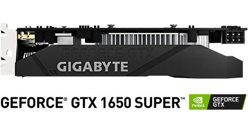 tarjeta de video gigabyte geforce gtx 1650 super 4gb gddr6