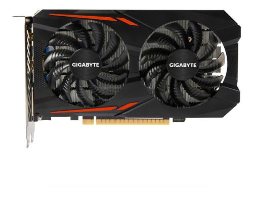 tarjeta de video gigabyte gtx 1050ti oc 4gb gddr5 dual fan n