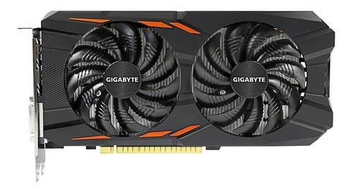 tarjeta de video gigabyte gtx nvidia 1050 ti windforce pzo