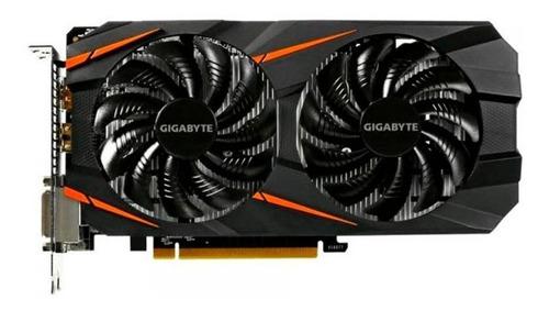tarjeta de video  gigabyte gtx1050 3gb windforce dual fan