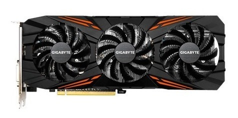 tarjeta de video gigabyte nvidia geforce gtx 1070 ti gaming,
