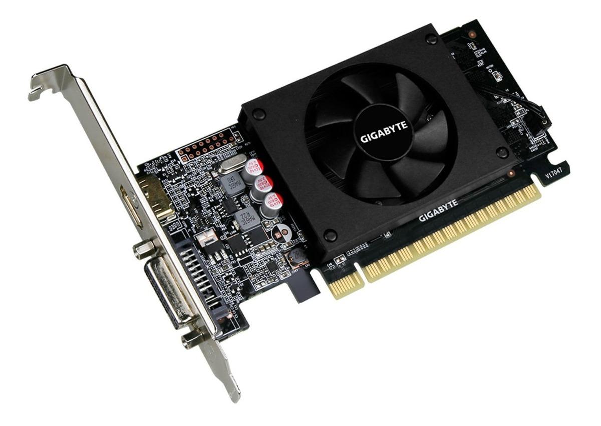 Tarjeta De Video Gigabyte Nvidia Gt 710 2gb Gv-n710d5-2gl