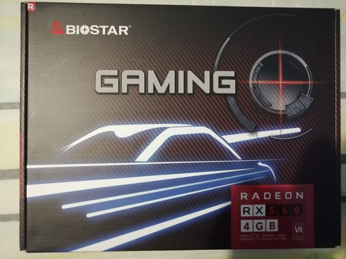 tarjeta de video (grafica) gaming radeon rx 560 4gb gddr5