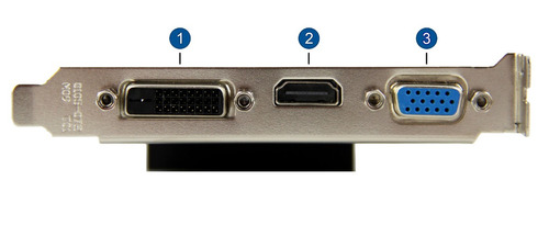 tarjeta de video gt 710 nvidia 2gb ddr3 pci-e hd
