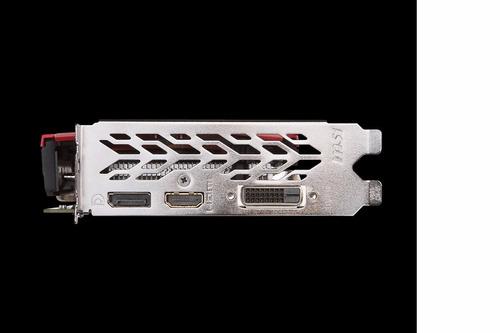tarjeta de video gtx 1050ti 4gb msi gaming x nueva en oferta