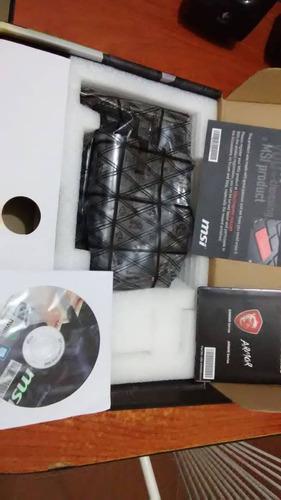 tarjeta de video gtx 1050ti 4gb msi oc edition single fan