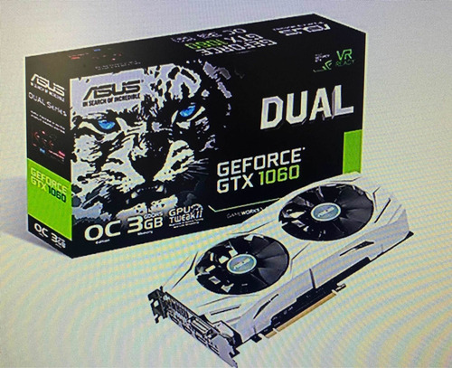tarjeta de video gtx 3gb geforce