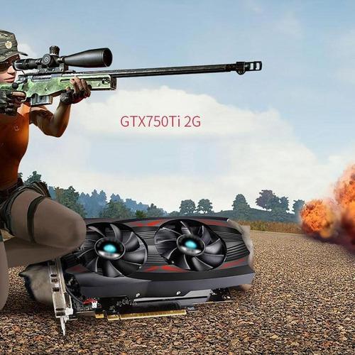 tarjeta de video gtx 750 ti