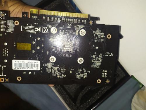 tarjeta de video gtx 750ti 2gb, dota2, fortnite nuevo