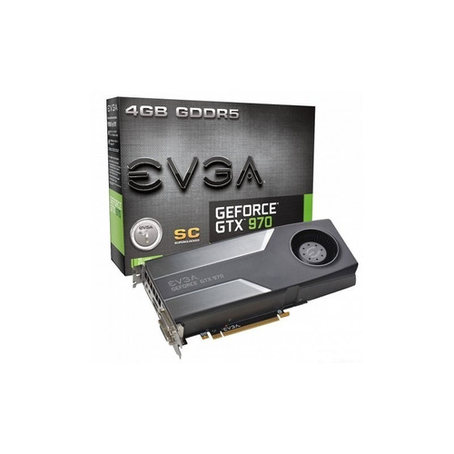 tarjeta de video gtx970 nvidia 4gb/256bit/gddr5