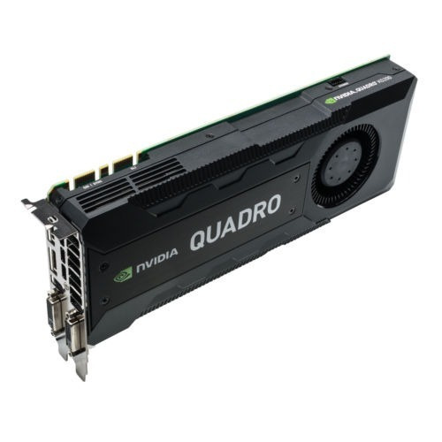 tarjeta de video hp nvidia quadro k5200