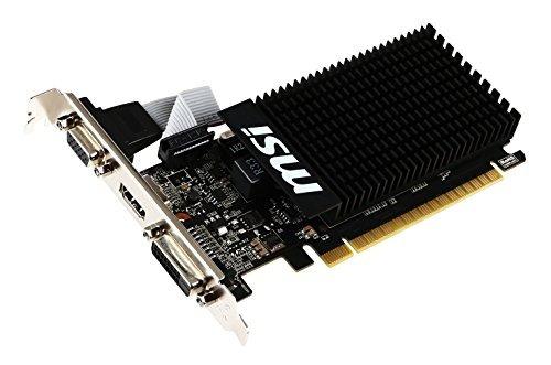 tarjeta de video msi computer gt 710 2gd3h lp