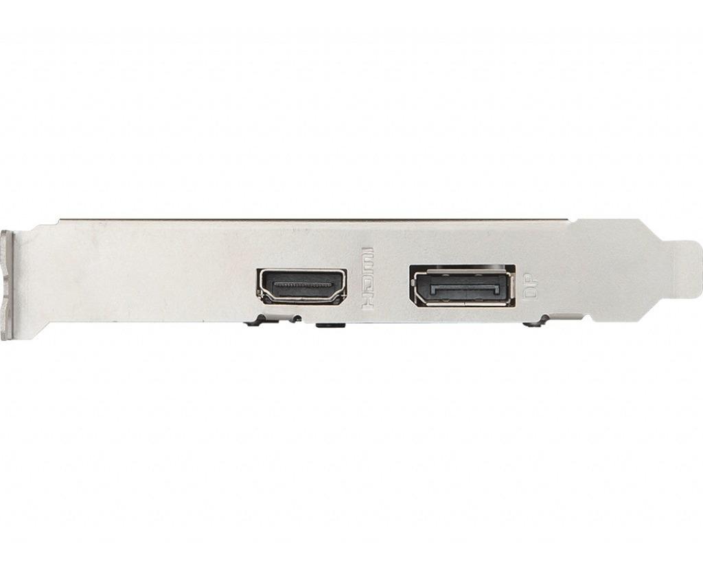 MSI NVIDIA GeForce GT 1030 2GD4 LP OC 2GB DDR4 HDMI//DisplayPort Low Profile