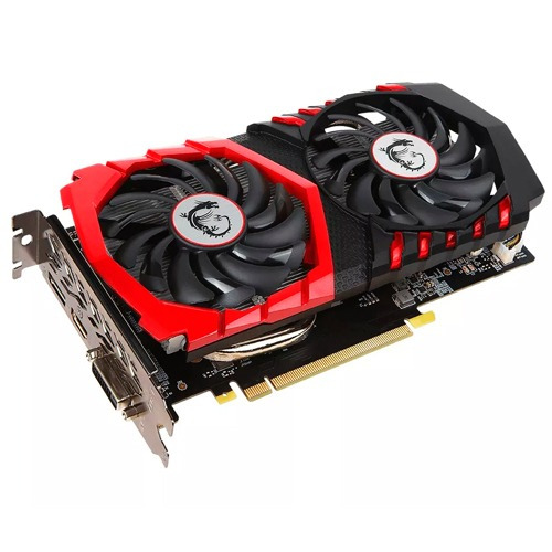 tarjeta de video msi geforce gtx 1050 ti gaming x 4g
