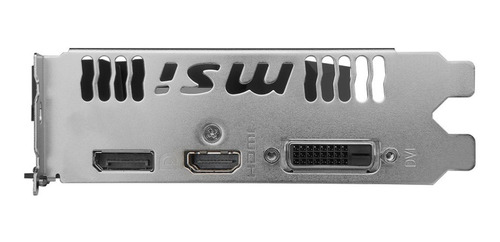 tarjeta de video msi geforce gtx 1060, 6gb gddr5 192-bit, pc