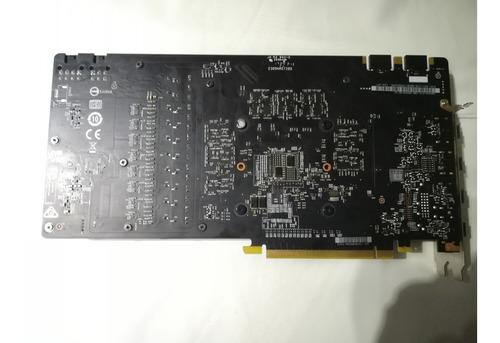 tarjeta de video msi geforce gtx 1080 armor oc edition