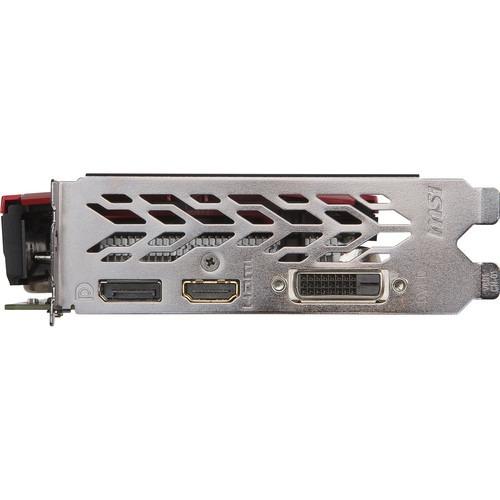 tarjeta de video msi geforce gtx1050ti 4gb gddr5 (gtx 1050 t