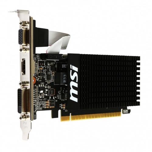 tarjeta de video msi gt710 1gb ddr3 hdmi dl dvi d