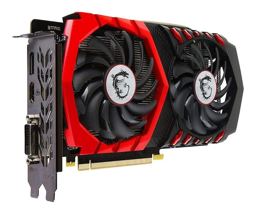 tarjeta de video msi gtx 1050ti 4gb gaming x | oferta