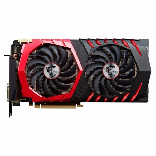 tarjeta de video msi nvidia geforce gtx 1080, 8gb, 256-bit
