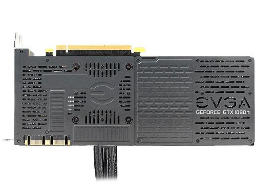 tarjeta de video nvidia evga gtx 1080 ti sc2 hybrid 640 verd