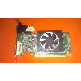 Tarjeta De Video Nvidia G605 / 64bit / 1g