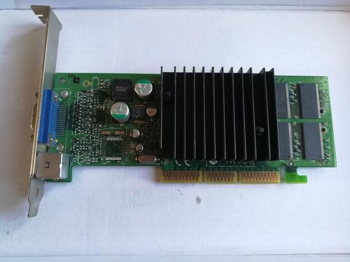 tarjeta de video nvidia geforce 4 mx 420