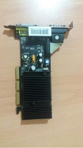 tarjeta de video nvidia geforce 6200 256mb ddr2 agp