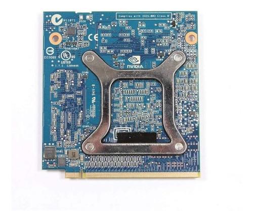 tarjeta de video nvidia geforce 9300m gs parte: 489548-001