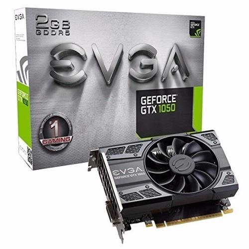 tarjeta de video nvidia gtx 1050 2gb gddr5 ¡nueva y sellada!