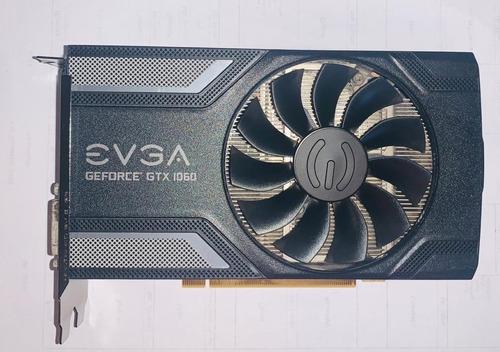 tarjeta de video nvidia gtx 1060 6gb