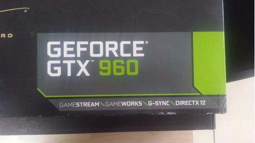 tarjeta de video nvidia gtx 960 2 gb