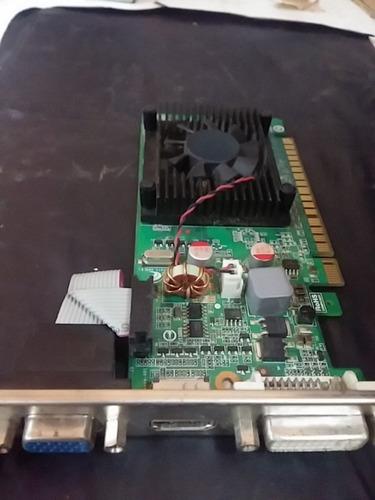 tarjeta de video pci express geforce  ddr2 1gb