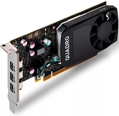 tarjeta de video pny nvidia quadro p400 2gb gddr5 400-esppb