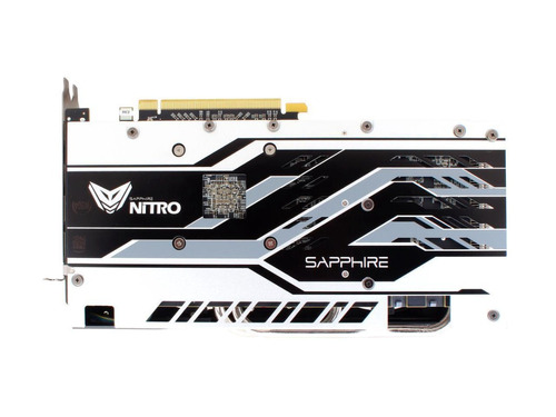 tarjeta de video sapphire nitro+ rx580 rx 580 8gb tienda