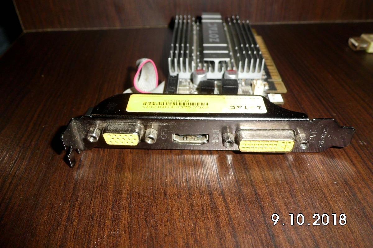 ZOTAC 210 1GB TREIBER