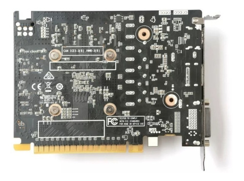 tarjeta de video zotac geforce gtx 1050 mini 2gb