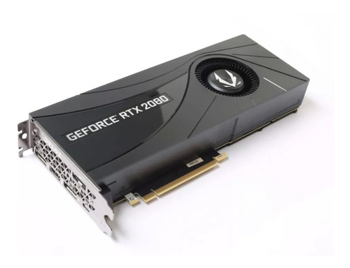 tarjeta de video zotac geforce rtx 2080 8gb blower
