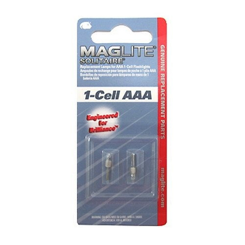 tarjeta del bulbo de la linterna maglite mini mag
