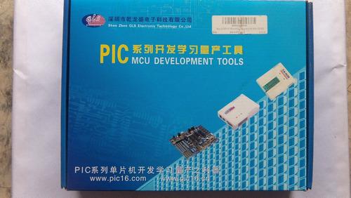 tarjeta desarrollo con pic