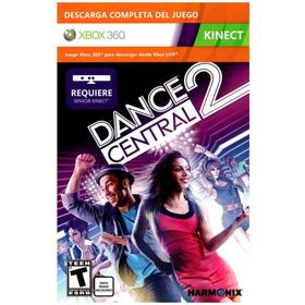 Tarjeta Descarga  Dance Central 2 Y Wreckateer, Xbox 360