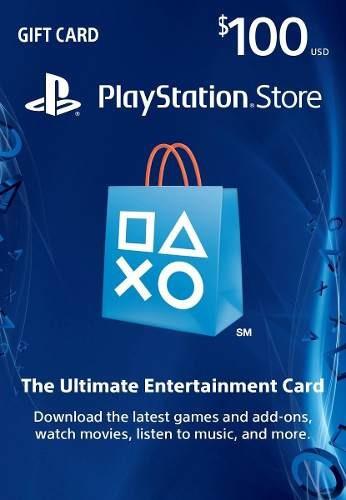 tarjeta digital usd 100 psn playstation card usa chapox code