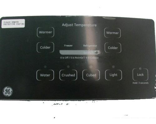 tarjeta display de nevera general electric.