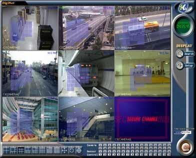 tarjeta dvr kodicom 8 cámaras total tiempo real
