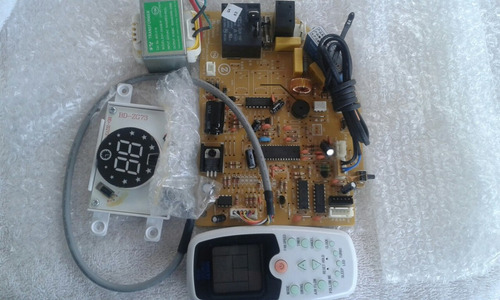 tarjeta electrónica aire