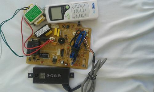 tarjeta electrónica aire acondicionado