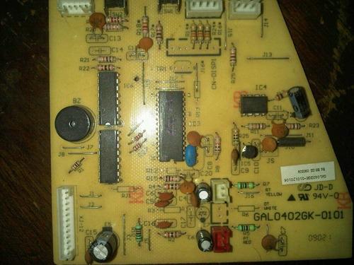 tarjeta electrónica consola, electrolux/frigidaire