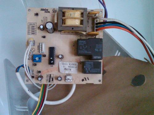 tarjeta electrónica nevera ge/mabe modelo turbo cooling