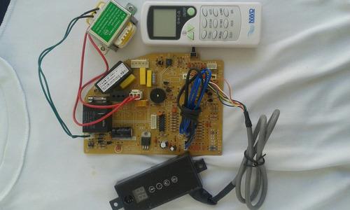 tarjeta electrónica para aire acondicionado split
