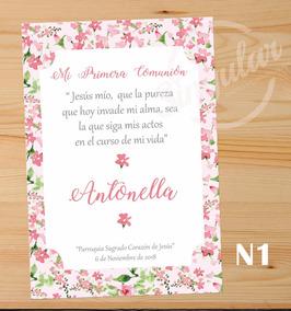 a5e5d964ee Estampas De Recuerdo De Primera Comunion Italianas en Mercado Libre  Argentina